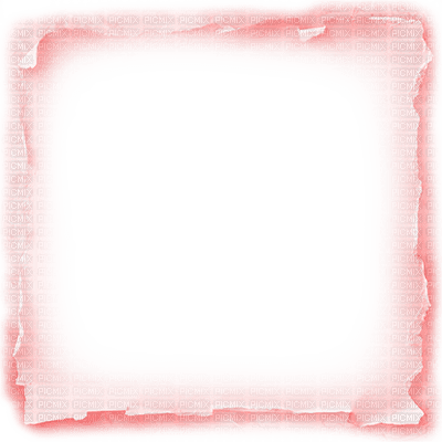 Torn Paper Transparent Frame~Red©Esme4eva2015