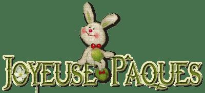 Joyeuse Pâques.texte.Lapin.Victoriabea