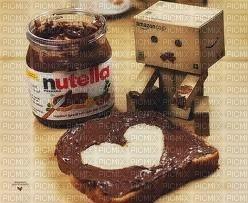 petit bonhomme nutella
