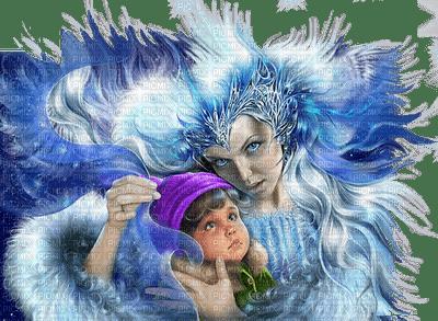 La fée des glaces Danna1