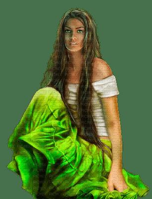 Kaz_Creations Woman Femme Green