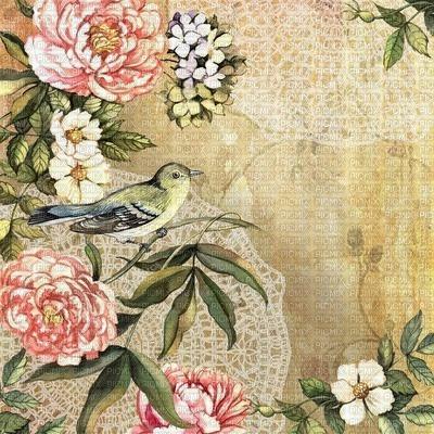 fond-background-decoration-deco-tube-floral-vintage-beige-encre-image-asian-oriental_Blue DREAM 70