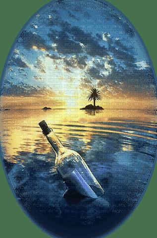 summer, sea, bottle, sunshine3