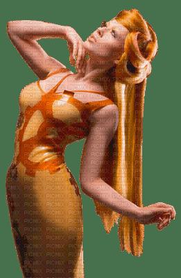 Kaz_Creations Woman Femme Orange