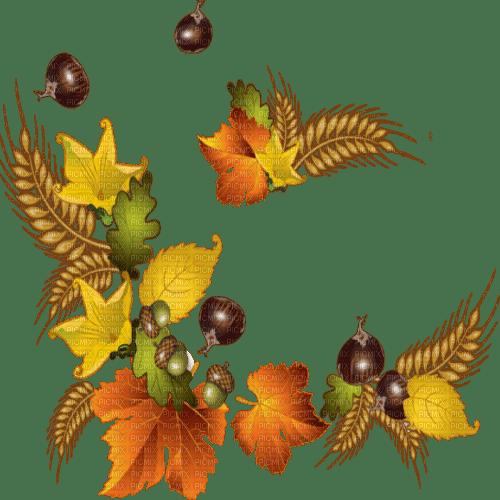 AUTUMN LEAVES DECO automne feuilles 🍁🍁