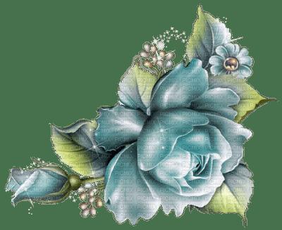 chantalmi fleur bleue coin