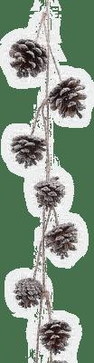 Deco.Cone pine.Pomme de pin.guirlande.garland.Victoriabea