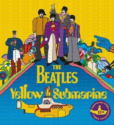 the beatles cover yellow submarins