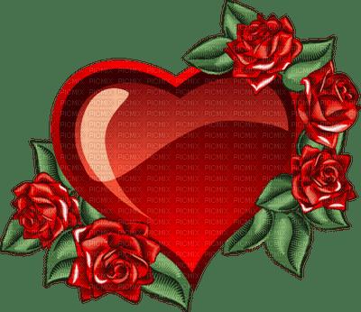 coe coeur love rose rouge glitter gif deco animé, stefstamp ...