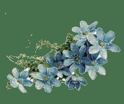 vintage deco flowers louise