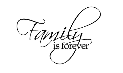 Kaz_Creations Text Family Is Forever, Kaz_Creations Text ...