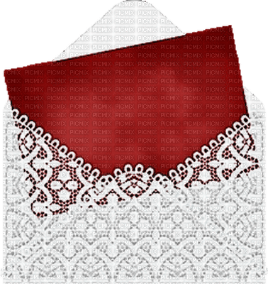 minou-letter-lace-white-red-bg