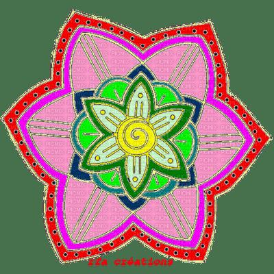 rfa créations- fond mandala background