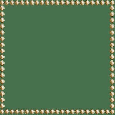 Deco Pearl Frame Brown 169 Esme4eva Deco Pearl Frame