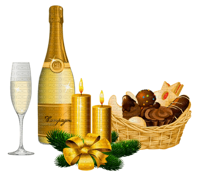 champagne-Christmas-New Year--happy Birthday-joyeux anniversaire-tube-BlueDREAM70