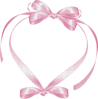 pink heart frame deco cadre coeur