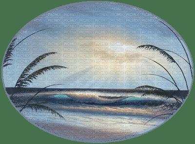 SUMMER BEACH LANDSCAPE êtê plage paysage
