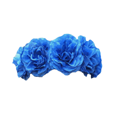 fleur flower blue deco tube spring printemps