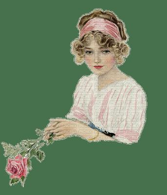 woman vintage anastasia