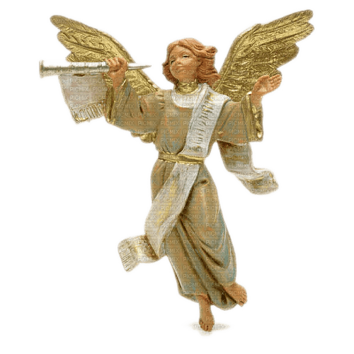 angel trumpet ange