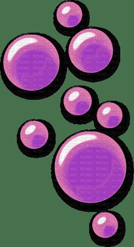 Bulles roses bulle rose pink bubble bubbles