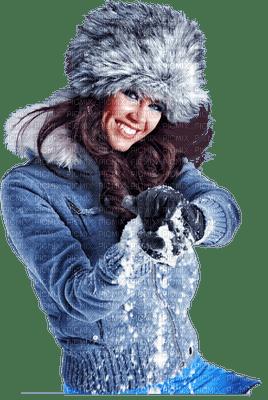femme hiver woman winter