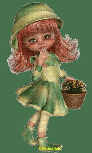 Frühling printemps spring doll