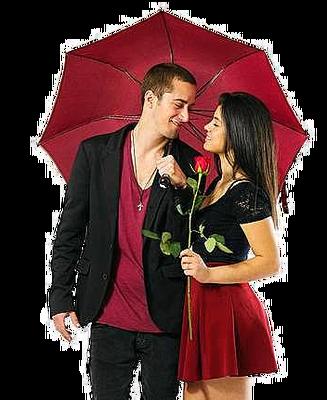 Couple.Love.Umbrella.Rain.Pluie.Parapluie.Victoriabea
