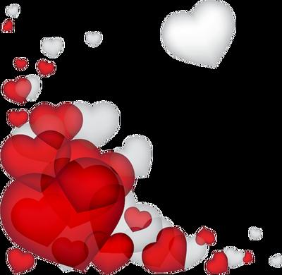 Kaz_Creations Deco Heart Love Hearts