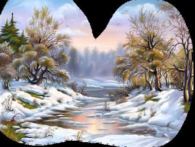 landscape  winter hiver wald river snow foret tree image  forest    fond background   landschaft paysage   tube