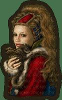 woman with dragon bp