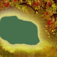 autumn automne herbst landscape background fond paysage landschaft image  forest tube overlay