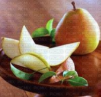 fruit frais poire