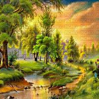 Landschaft paysage landscape