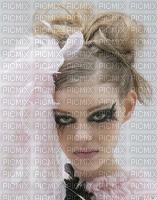 image encre couleur mariage femme visage edited by me