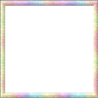 soft color frame