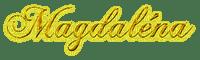 Magdaléna-Signature