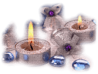 candles deco bougies