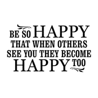 quotes love happy text black friends deco tube