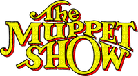 the muppet show text logo