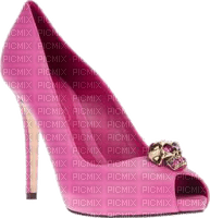 Shoe Pink Gold - Bogusia
