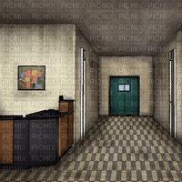 hospital hotel room / hôtel hôpital chambre