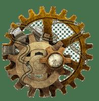 steampunk wheel deco