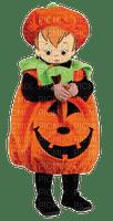 Pebbles Pumpkin Costume