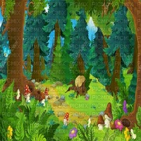 forest  bg fond forêt