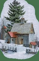 winter landscape bp