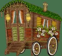 Gypsy dare Zigeunerwagen  dare gitane ose tube deco summer spring ete