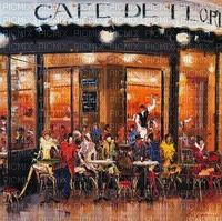 Café de Paris.Fond.Background.Victoriabea