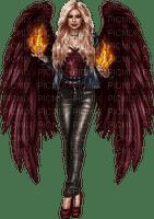 Halloween. Women. Witch. Dark angel. Leila