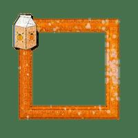 Small Orange Frame